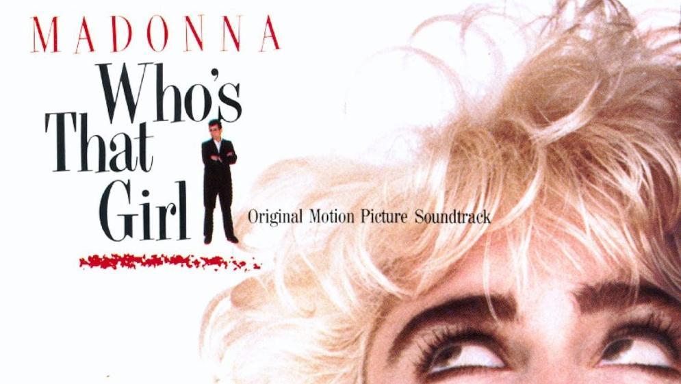 il 12 Settembre 1987, Madonna era al 1°posto in Italia.