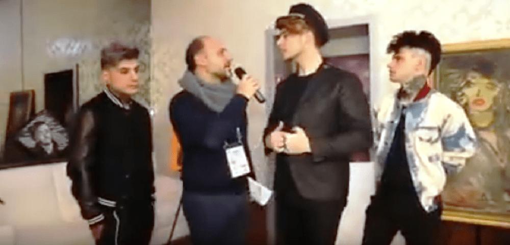 Speciale Sanremo 2018 Radio Flash: The Kolors