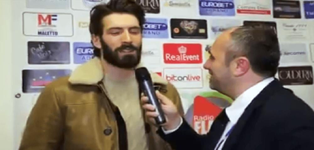 Speciale Sanremo 2018 Radio Flash: Giovanni Caccamo