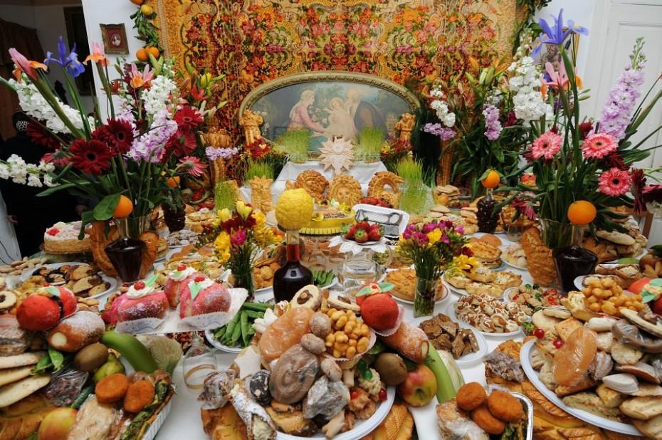 Le tradizioni della festa di San Giuseppe in Sicilia