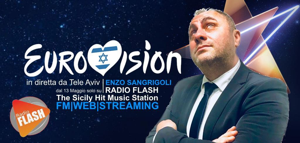 Eurovison Song Contest in diretta su Radio Flash