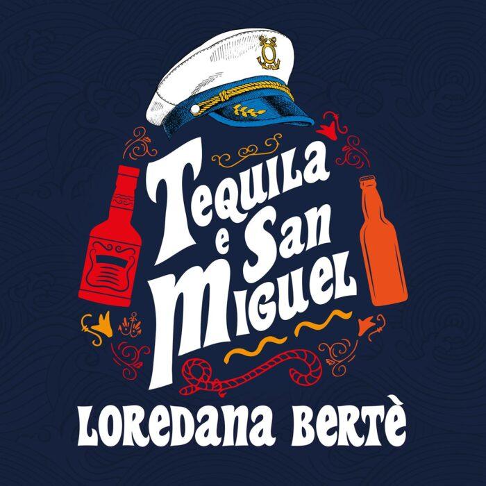 """Arriva  """"tequila e san miguel"""" il nuovo di Loredana Bertè"""