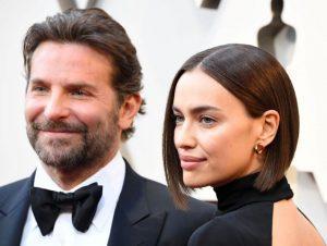 """Bradley Cooper e Irina Shayk hanno messo la parola fine alla loto storia d'amore; galeotto fu il set di """"a star is a born"""""""