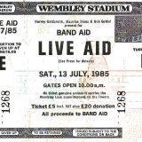 Live Aid il concerto contro la fame