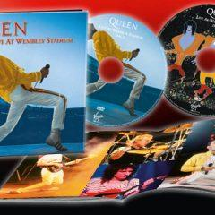 Live at Wembley '86 diventa un disco per i Queen