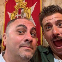 """Francesco Gabbani, è pronto per il """"Mediterranean Stars Festival"""" (video intervista)"""