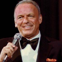 "Auguri ""The Voice"" Frank Sinatra"