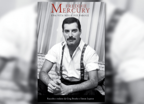 Libri: Freddie Mercury, una vita nelle sue parole