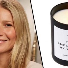"Gwyneth Paltrow, vendo ""l'odore della mia vagina"" (video da Youtube)"