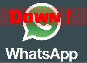 In tutto il mondo WhatsApp va in tilt. Niente audio e video per oltre 6 ore