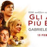 """Cinema, """"Gli anni più belli"""" il nuovo film di Gabriele Muccino"""