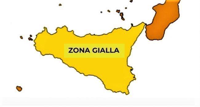 Covid, resta per il momento in giallo la Sicilia