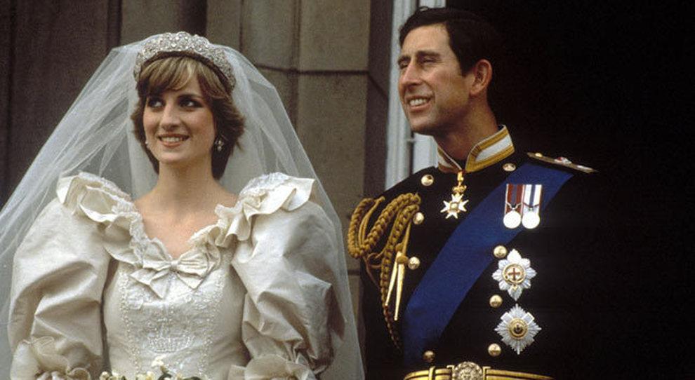 Quelle nozze da favola senza lieto fine. Quarant'anni fa il matrimonio tra Diana e Carlo