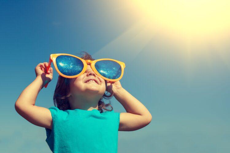 Proteggere i bambini dal troppo caldo