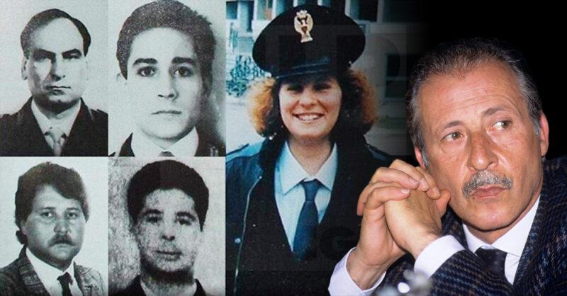 A 29 anni dalla strage di Via D'Amelio, la Cittadinanza onoraria va agli agenti