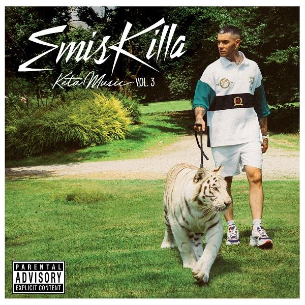 La tigre sulla cover e un mix di voci: ritorna Emis Killa