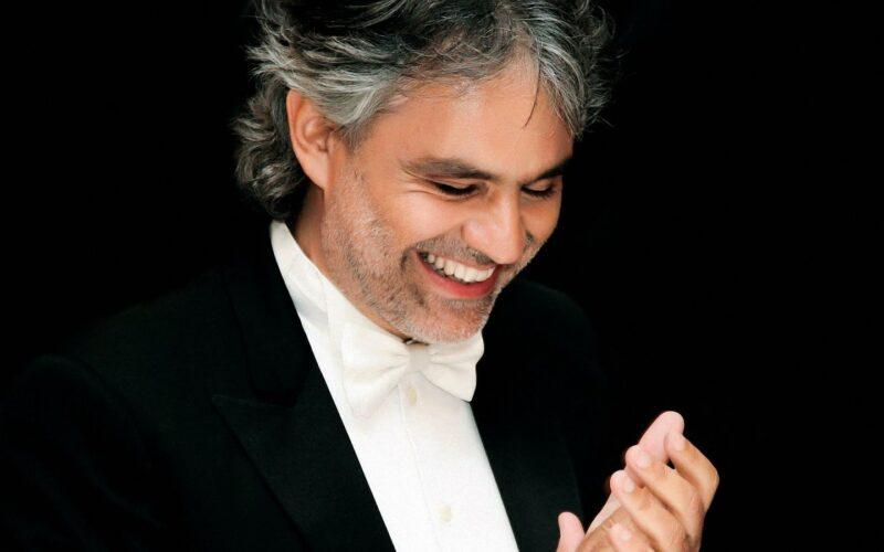 Andrea Bocelli, buon compleanno
