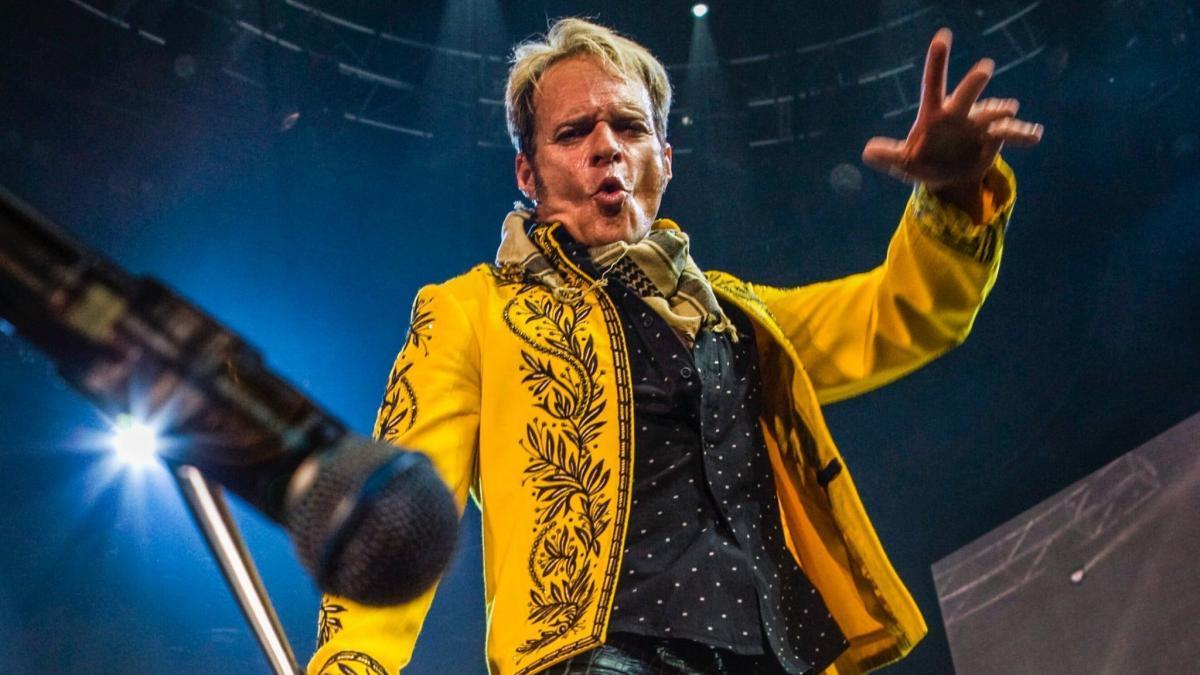 David Lee Roth la voce storica dei Van Halen si ritira
